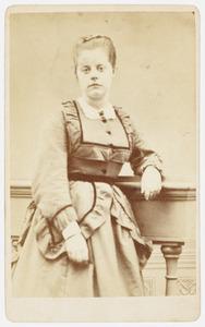 Portret van M. Kop