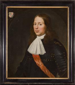 Portret van Derk van Haersolte (?-1674)