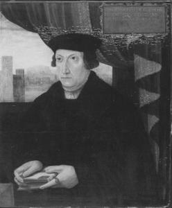 Portret van Paltsgraaf Philip, Bisschop van Freising