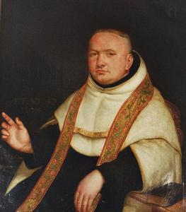 Portret van Leopold van der Valck (1734-1816)