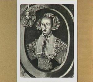 Portret van Frau Bartholdsdr. van Douma