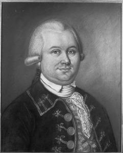 Portret van Pierre Jean Joseph Bernard de Stuers (1744-1811)