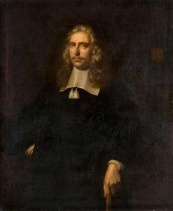 Portret van Jean Deutz (1618-1673)