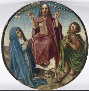 Christus als Rechtvaardige Rechter