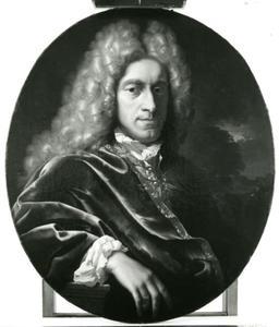Portret van Jacob Jacobsz Roch