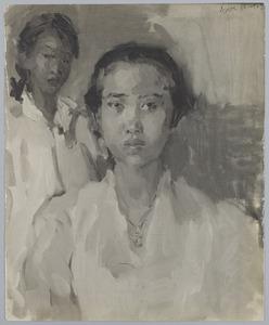 Twee Javaanse vrouwen