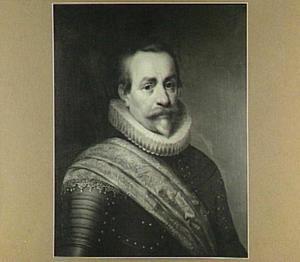 Portret van Olivier van den Tympel (?-1603)