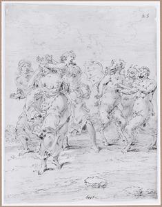 Vrouwen schrikken van duivels (Suenos 1641, boek III, zesde droom)