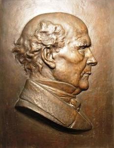 Portret van Thomas Wilson (1788-1867)
