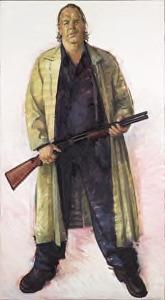 Portret van Jack Wouterse