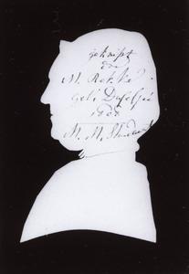 Portret van M.M. Standaart