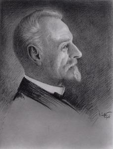 Portret van Jacques Philippe Suijling (1862-1935)