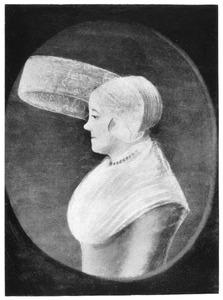 Portret van Amerentia Gonggrijp (1740-1821)