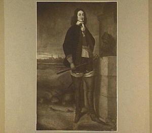 Portret van Hendrik van Nassau-Siegen (1611-1652)