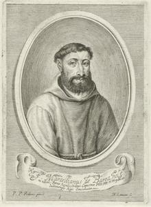 Portret van Marcellianus de Barea (ca. 1601-...)