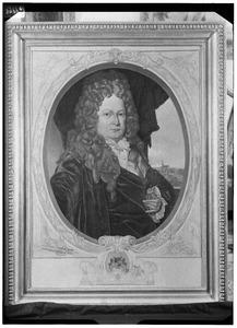 Portret van Gerard van Egmond van de Nijenburg ( -1712)