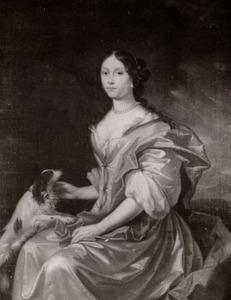 Portret van Mevrouw Denick