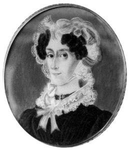 Portret van een vrouw, genaamd Anna Maria Timmermans (1789-1863)