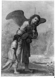 Tobias en de engel Rafael