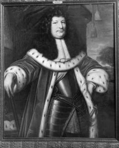 Portret van Frederik Wilhelm, keurvorst van Brandenburg (1620-1688)