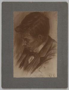 Portret van Willem Alexander Etienne van der Pluym (1879-1960)