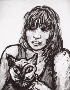 Portret van Marion Jaski