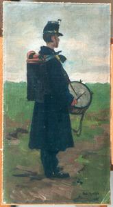 Soldaat met trommel