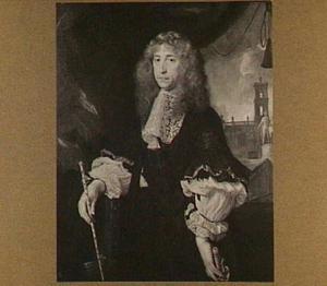 Portret van Gideon Deutz (1635-1670)