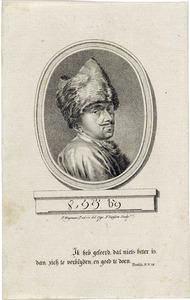 Portret van Pieter van Woensel (1747-1808)