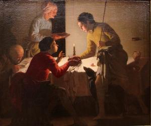 Esau verkoopt zijn eerstgeboorterecht