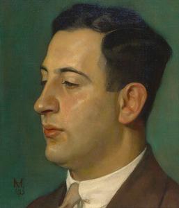 Portrtet van een man