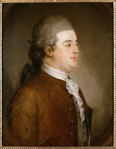 Portret van Jacob Boreel (1746-1794)