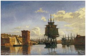 De haven van Marseille