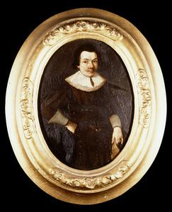 Portret van Pieter Dommer (1600-1653)