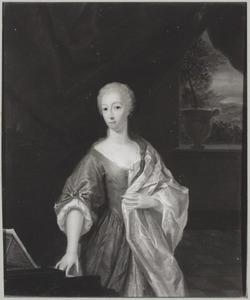 Portret van Magdalena Henriette Baelde (1699- )