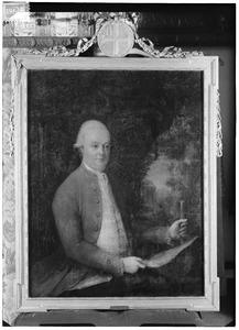 Portret van Gerlach Theodorus van der Capellen (1734-1805)