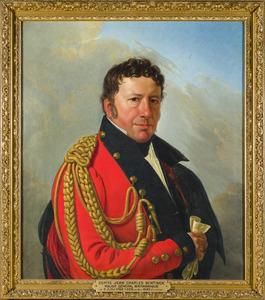 Portret van Jean Charles Bentinck (1763-1833)