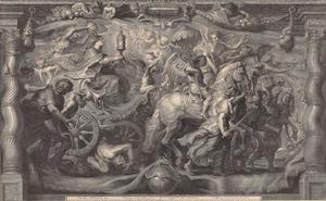 De triomf van de Eucharistie over Onwetendheid en Verblinding