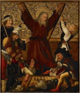 Het martelaarschap van de H. Andreas