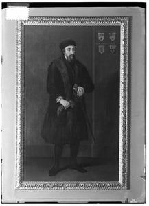 Portret van Jeronimus van Serooskerke (1500-1571)