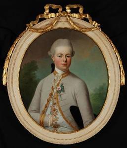 Portret van Theodoor Lambert Prins (1761-1824)