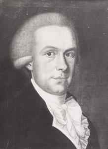 Portret van Eisso Metelerkamp (1756-1813)