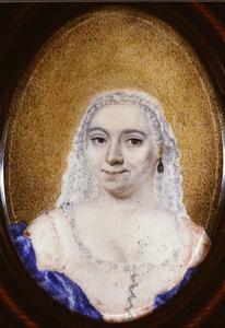 Portret van Johanna Cornelia van Royen (1707-1734)