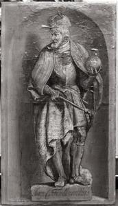 Standbeeld van keizer Ferdinand I