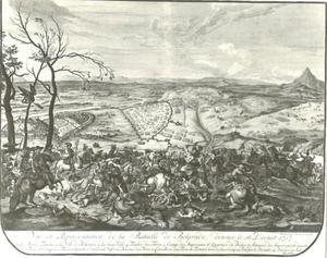De slag bij Belgrado: het Habsburgse leger onder leiding van Prins Eugen van Savoie verslaat de Turken, 16 augustus 1717