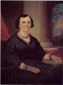 Portret van Mrs. Benoist Troost (Mary Ann Gillis)