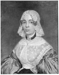 Portret van Fokje Fellinga (1800-1876)