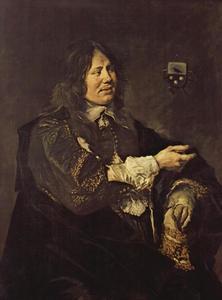 Portret van Stephanus Geeraerdts ( -1671)