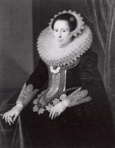 Portret van Johanna Martens (1599-1639)