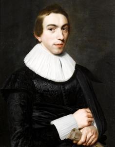 Portret van een 18-jarige jongeman